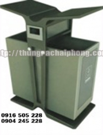 Thùng rác ngoài trời PG-EX050