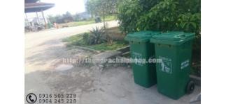 Giao hàng thùng rác tại Công ty Nhiên liệu Hàng không Việt Nam