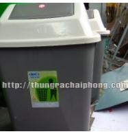 Thùng rác nhựa 45 lít